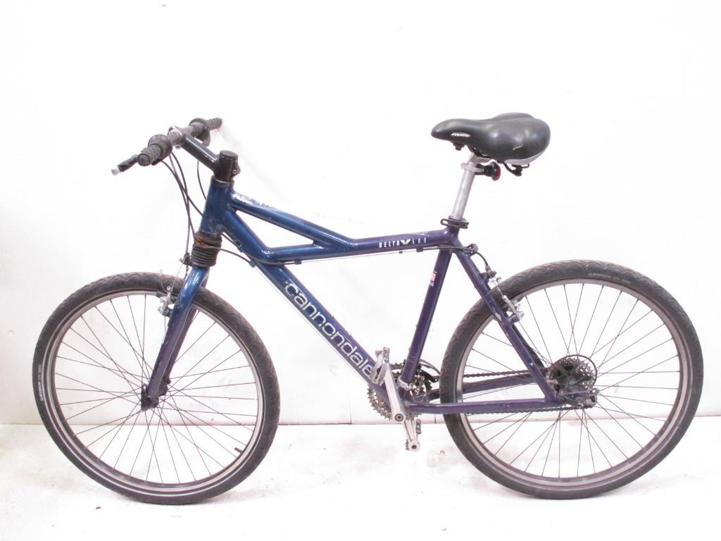 Cannondale Delta V 500 Unisex Mountain Bike Property Room