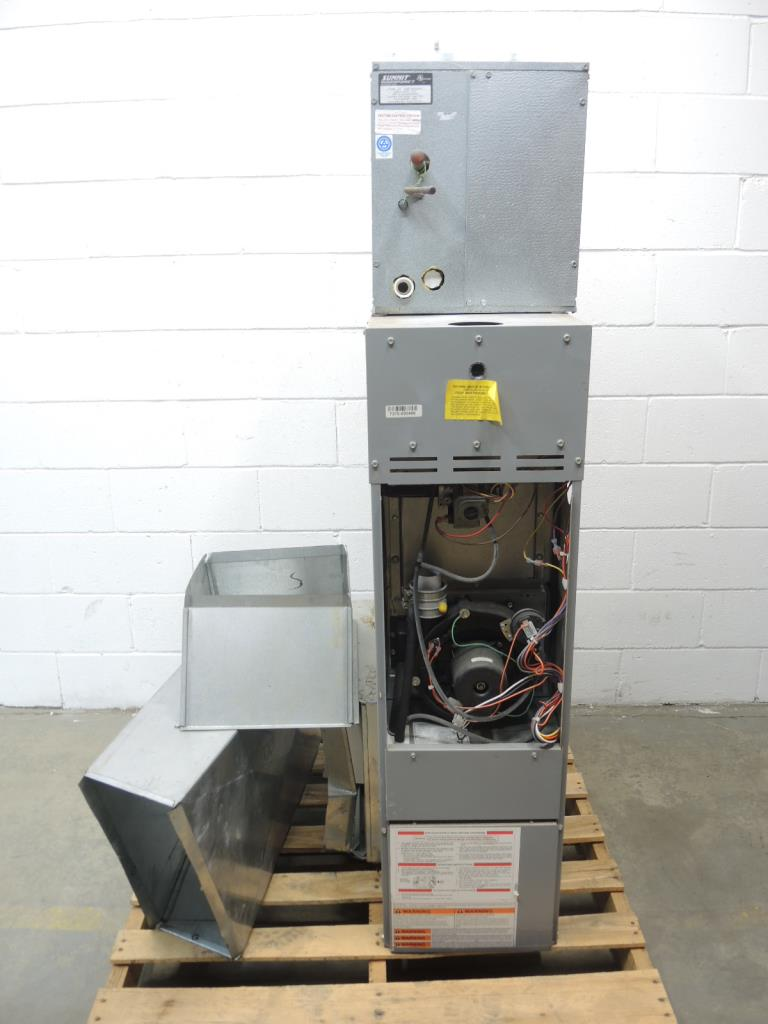 Aire Flo Gas Furnace Property Room