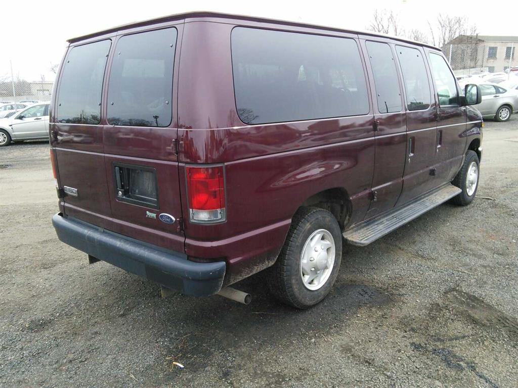 Ford 12 Passenger Van >> 2008 Ford E350 Passenger Van (Hartford, CT 06114 ...