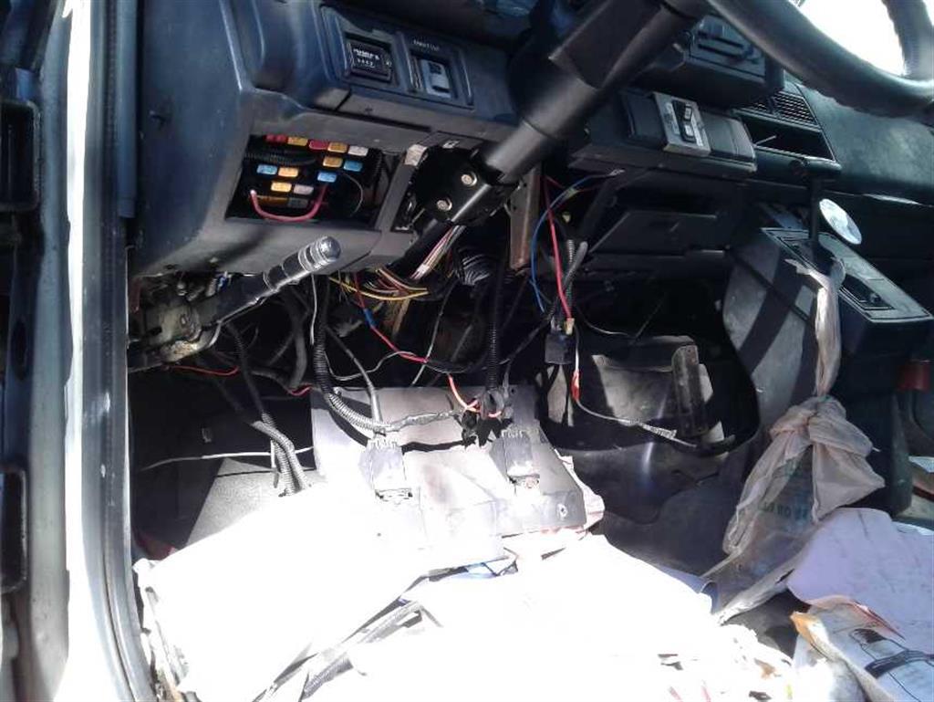 2001 Gmc C6500 Brooklyn Ny 11214 Property Room Wiring