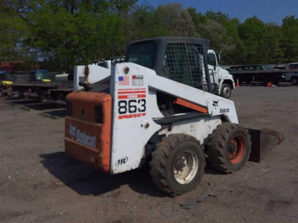 2002 Bobcat 863 (Medford, NY 11763) | Property Room