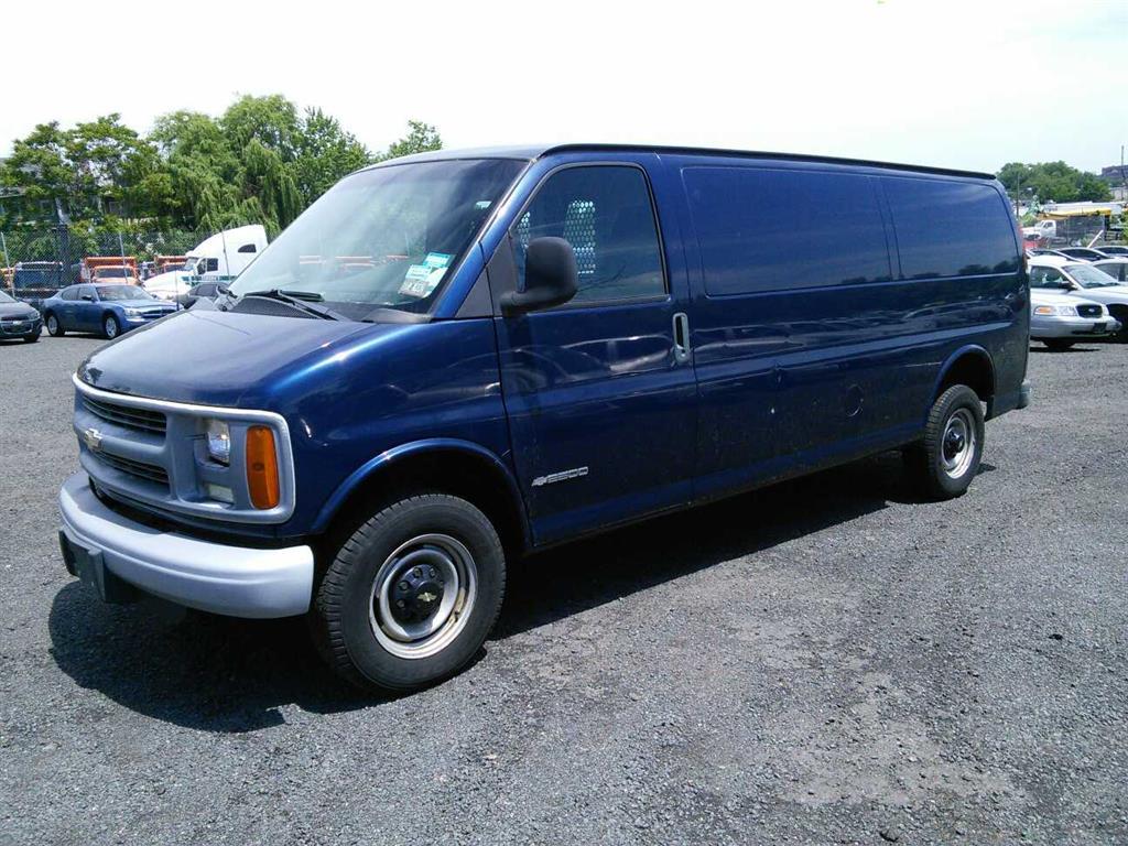 2002 Chevrolet Express  Hartford  Ct 06114