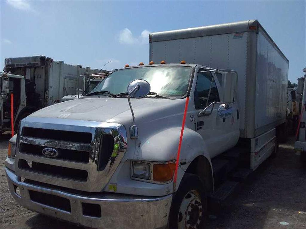 2006 Ford F650 Medford Ny 11763 Property Room