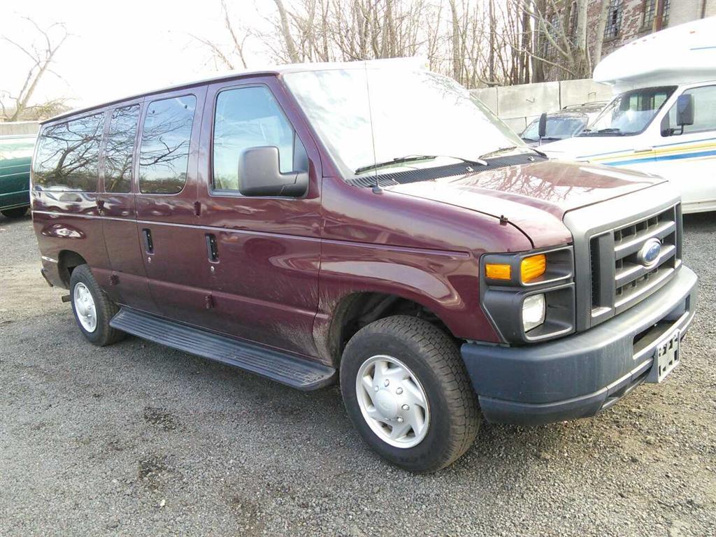 Ford 12 Passenger Van >> 2008 Ford E-150 8 Passenger Van (Hartford, CT 06114 ...