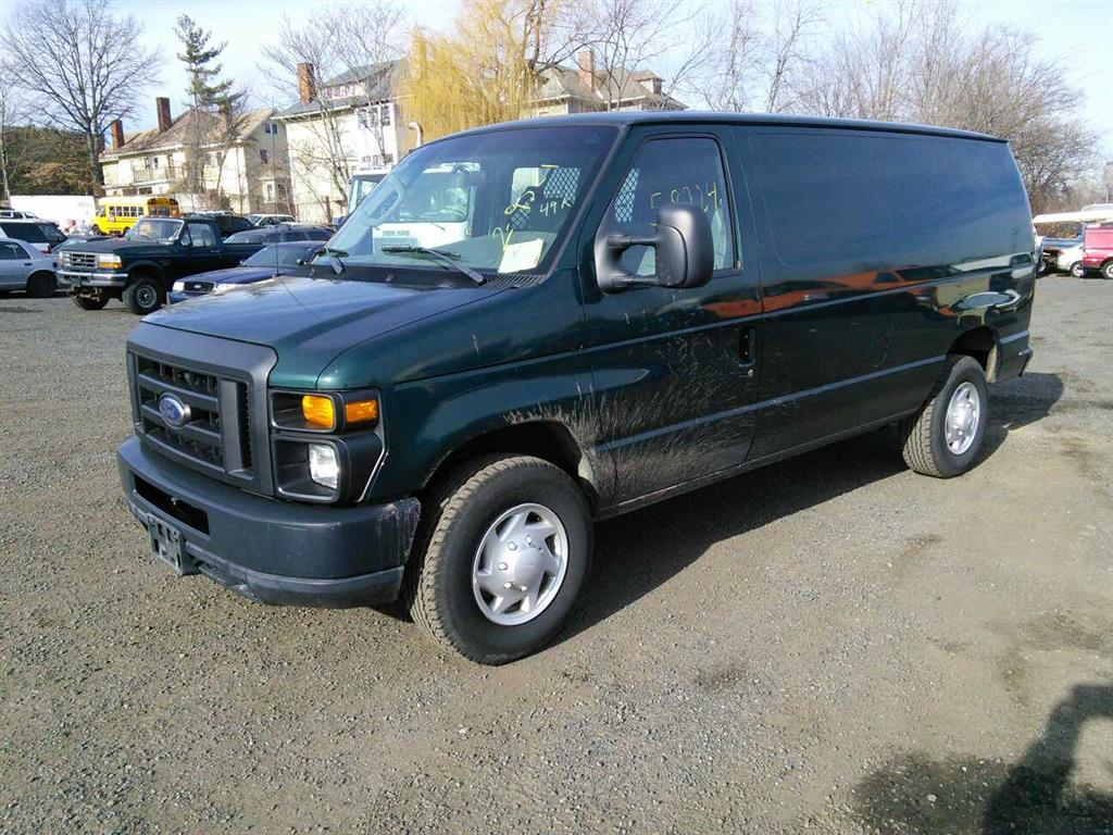 2008 Ford E150 Cargo Van Hartford Ct 06114