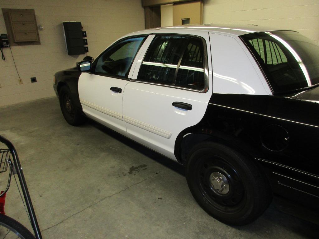 2011 Ford Crown Victoria Police Interceptor  Derby  Ct