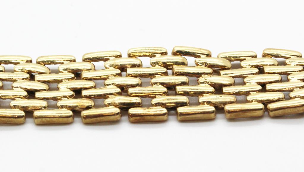 23 2g 10kt Gold Bracelet