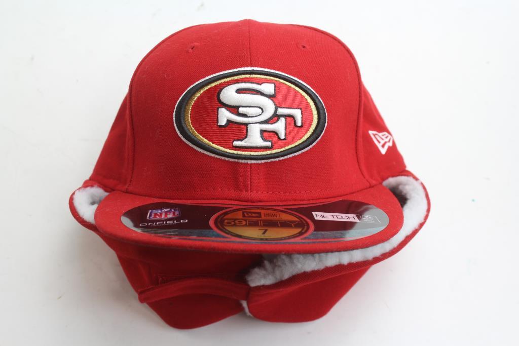 28c4887618db41 ... norway 59 fifty san francisco 49ers hat size 7 0dff9 6058b