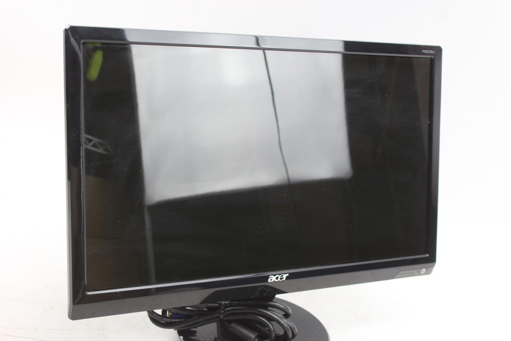 ACER P205H DRIVER (2019)