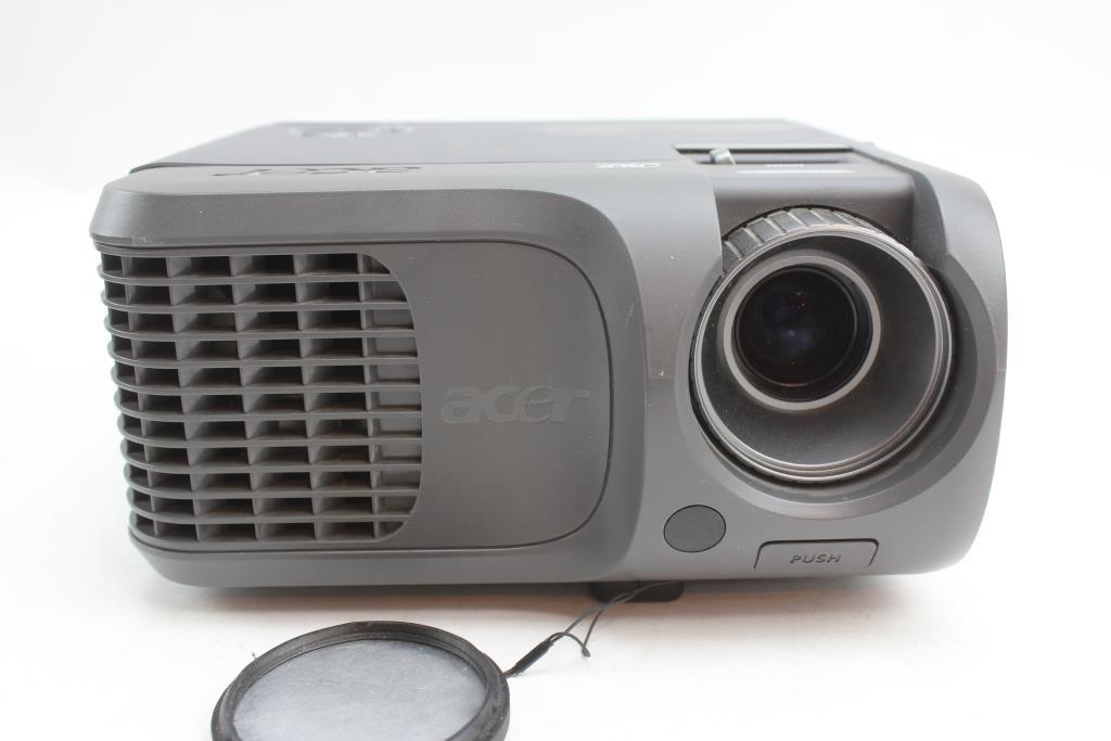 acer dlp projector manual