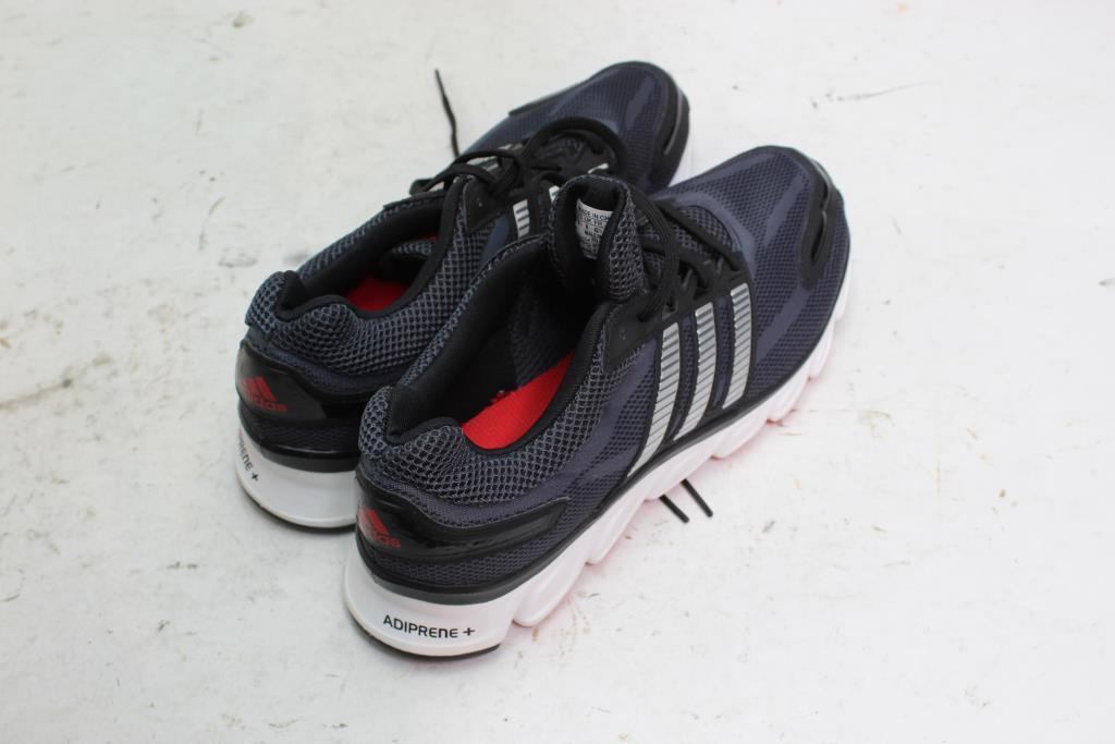 Adidas Adiprene+ Men's Running Shoes, Size 9.5  Property Room