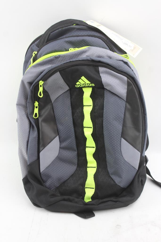 Image 1 of 4. Adidas Load Spring 90288 Backpack 9fa05b6cab9e1