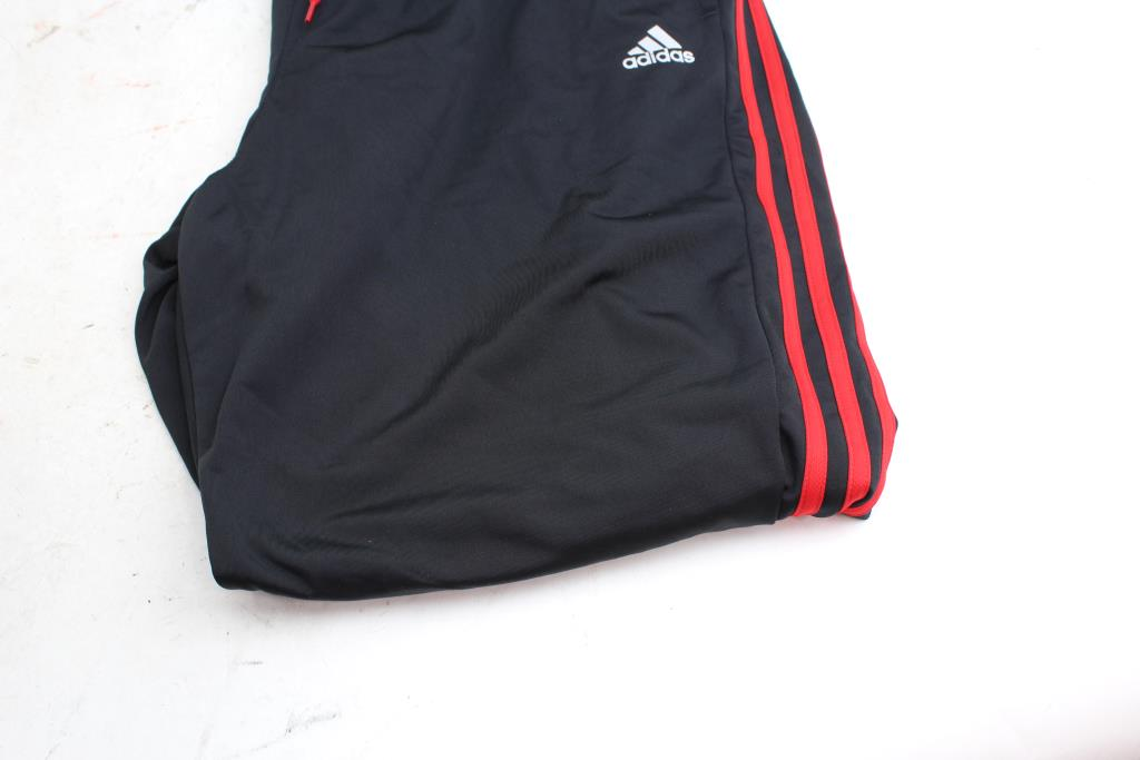 online store 37baf e1cd9 Adidas Men s Essential Tricot Track Pants