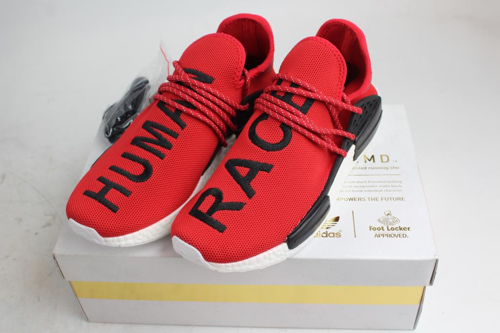 reputable site 355c8 ef1a4 Adidas NMD Human Race Men's Shoes; Size 8.5 | Property Room