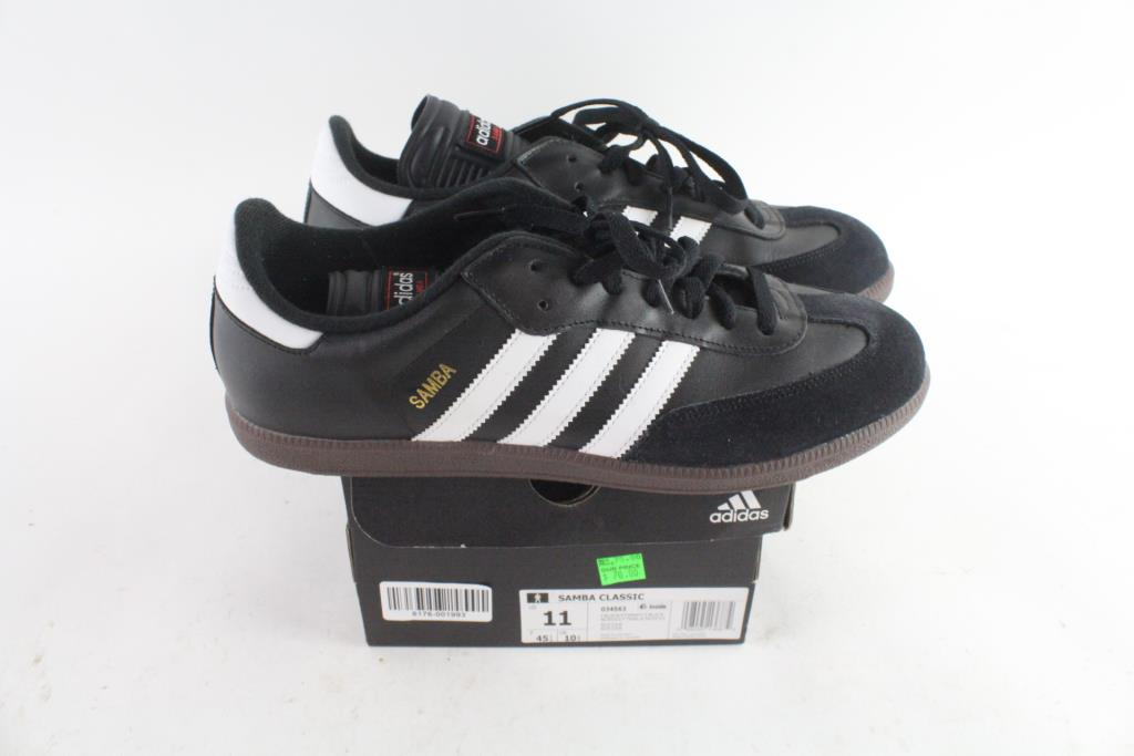 cheap prices popular stores 100% top quality Adidas Samba Classic Mens Shoes, Size 11 | Property Room
