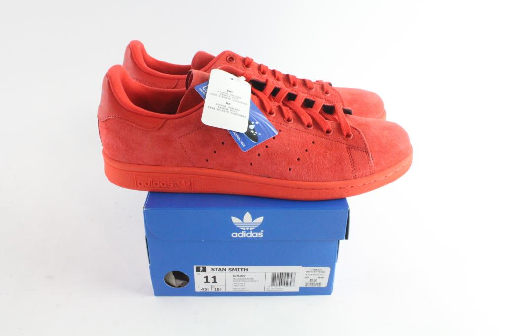 newest collection 823f1 d5744 Adidas Stan Smith Men's Shoes, Size 11 | Property Room