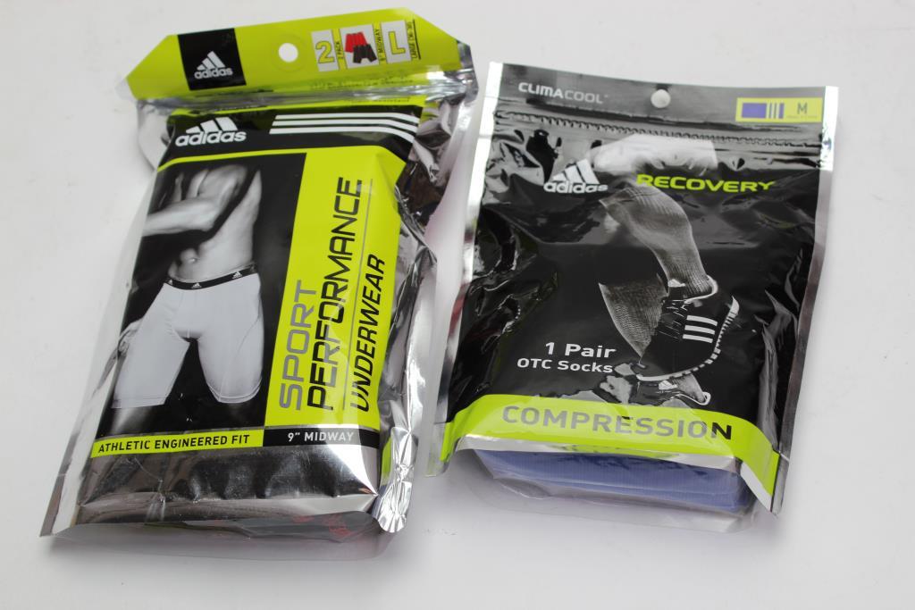 adidas sports performance underwear