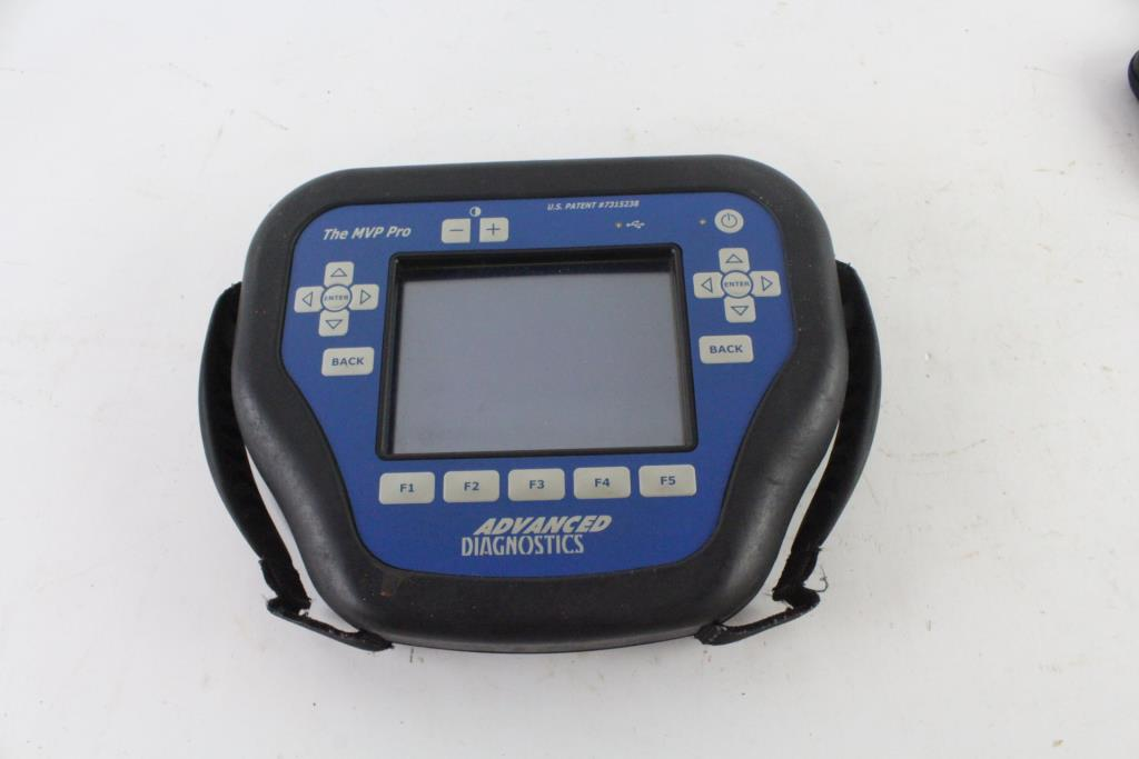 Advanced Diagnostic Car Key Programming Tool Sold For Parts