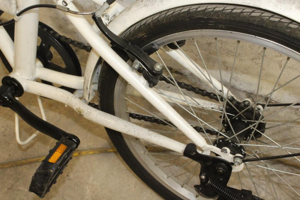 Adventurer Folding Bike