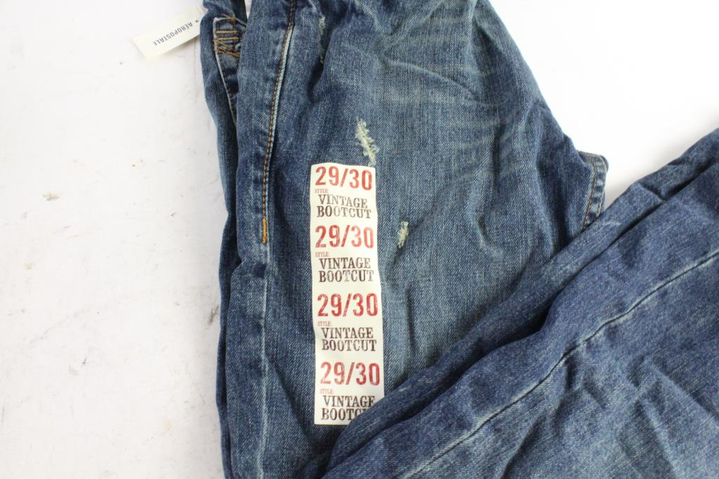 9328639a4d8 Aeropostale Jeans And Sweatshirt, 29x30 And M, 2 Pieces | Property Room