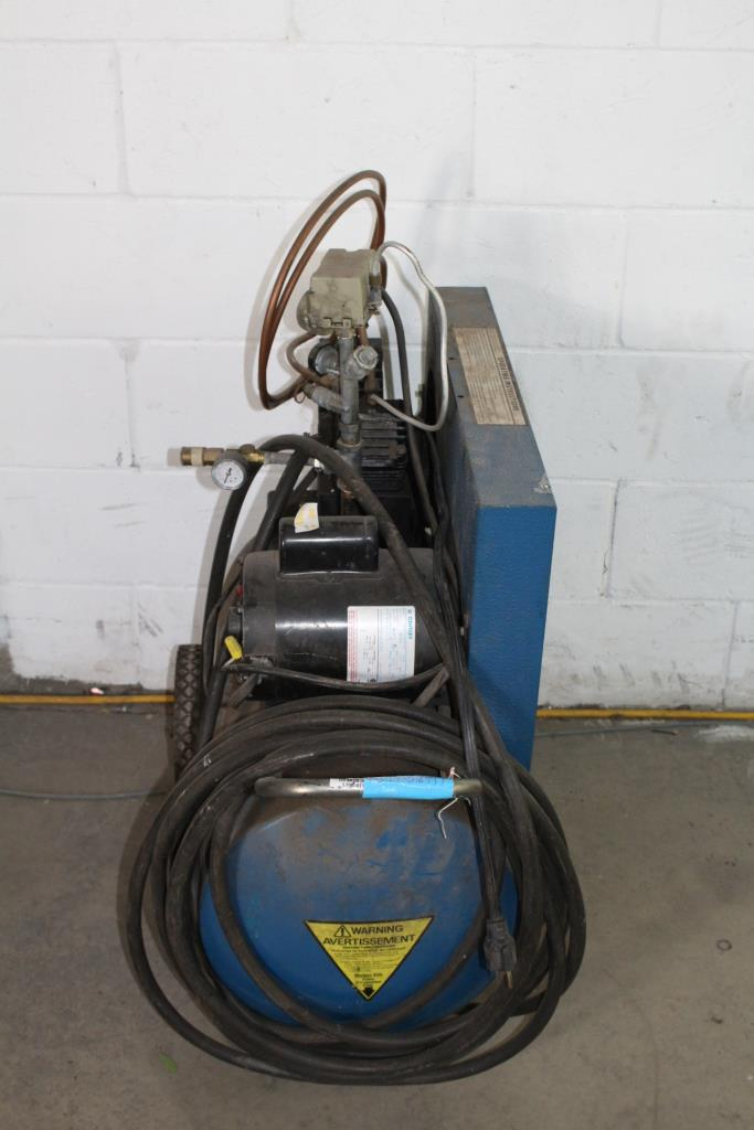 Ajax 120 Psi Air Compressor Property Room