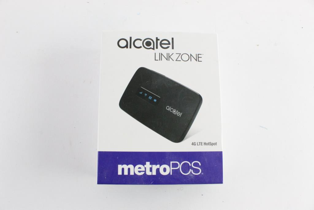 Alcatel Link Zone 4G LTE HotSpot For MetroPCS | Property Room