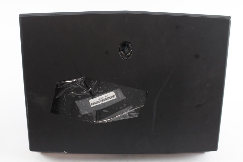 Alienware P18G Laptop   Property Room