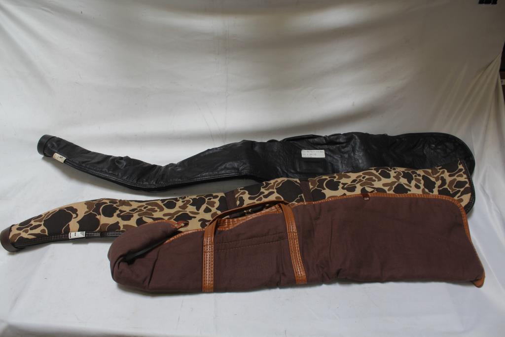 allen and apache gun cases 3 pieces property room