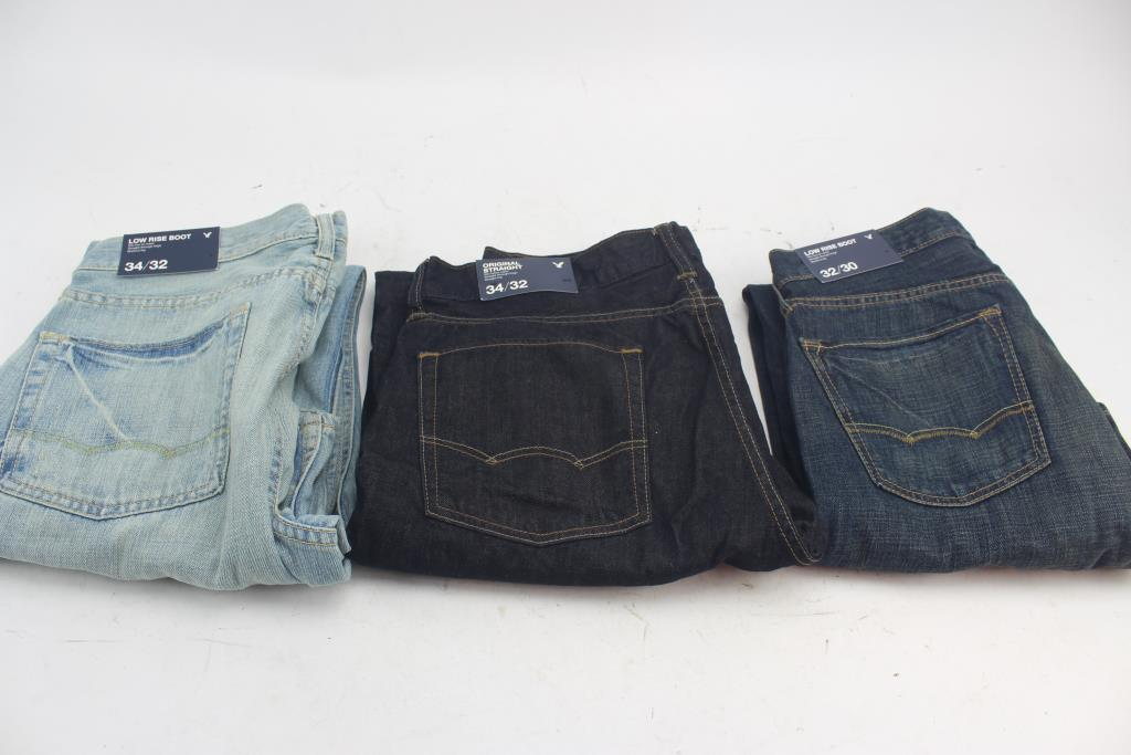 0e331371ee Image 1 of 4. American Eagle Outfitters Denim Pants For Men ...