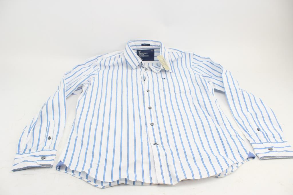 74361c0e98 American Eagle Outfitters Men s Shirt   Pant  Size Large   32 30 ...