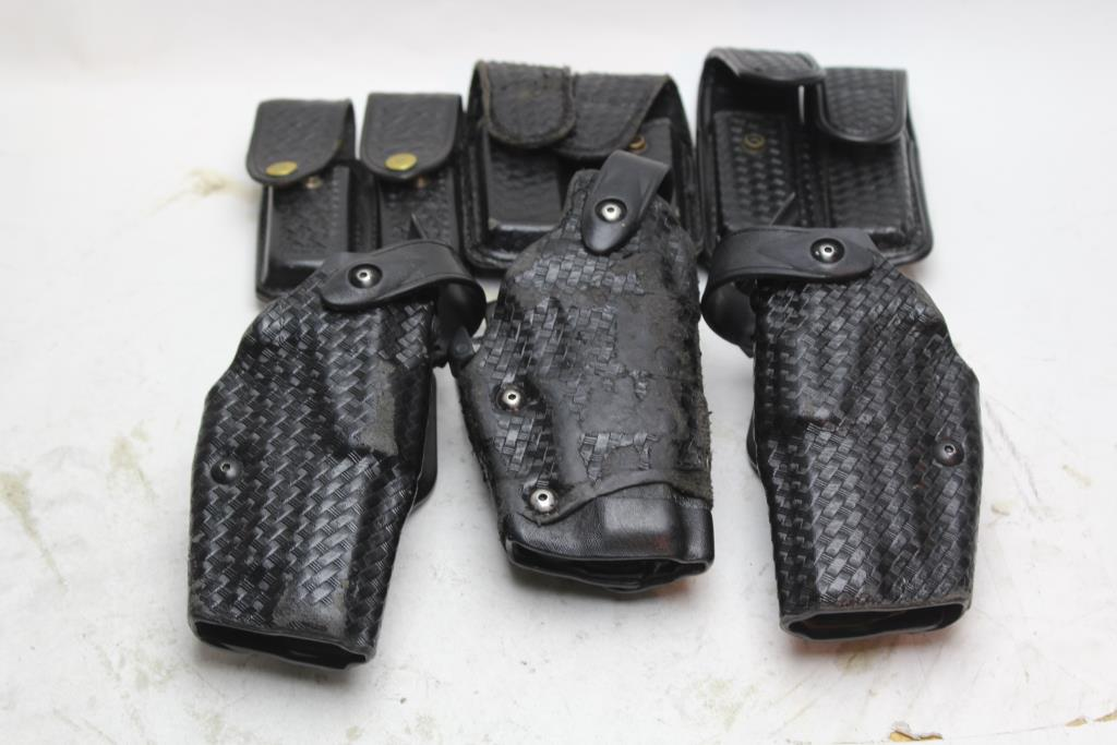 Ammo Pouches And Holsters: Bianchi, Don Hume And More: 25+