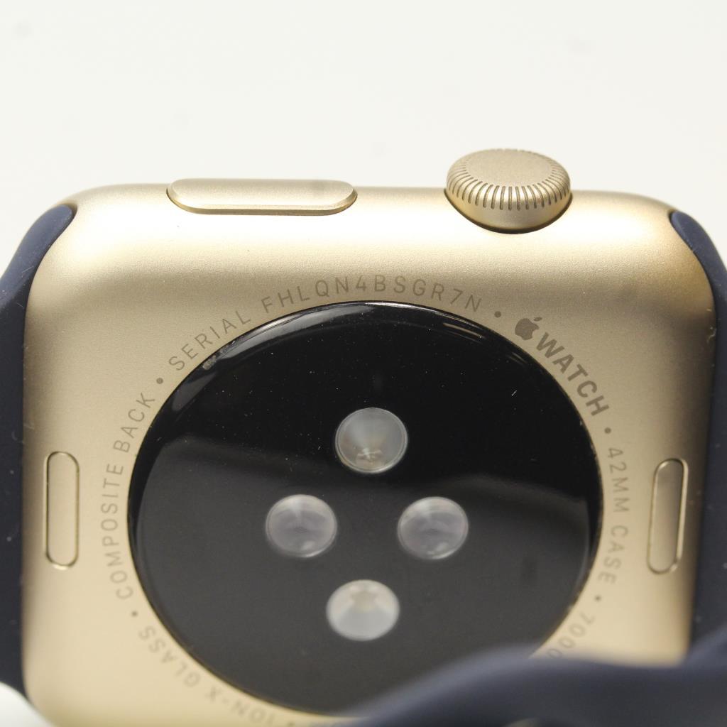 Apple 42mm Aluminum Smart Watch