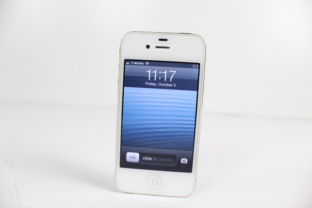 t mobile iphone 4 apple iphone 4 16gb t mobile property room 2692