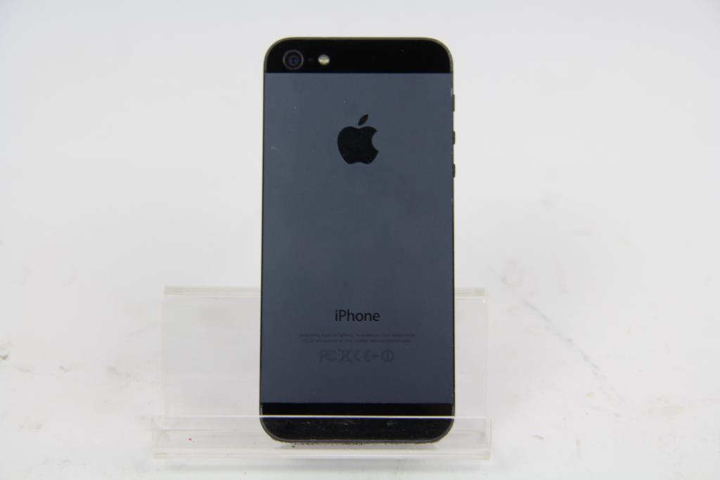 iphone 5 32gb apple iphone 5 32gb at amp t property room 10945