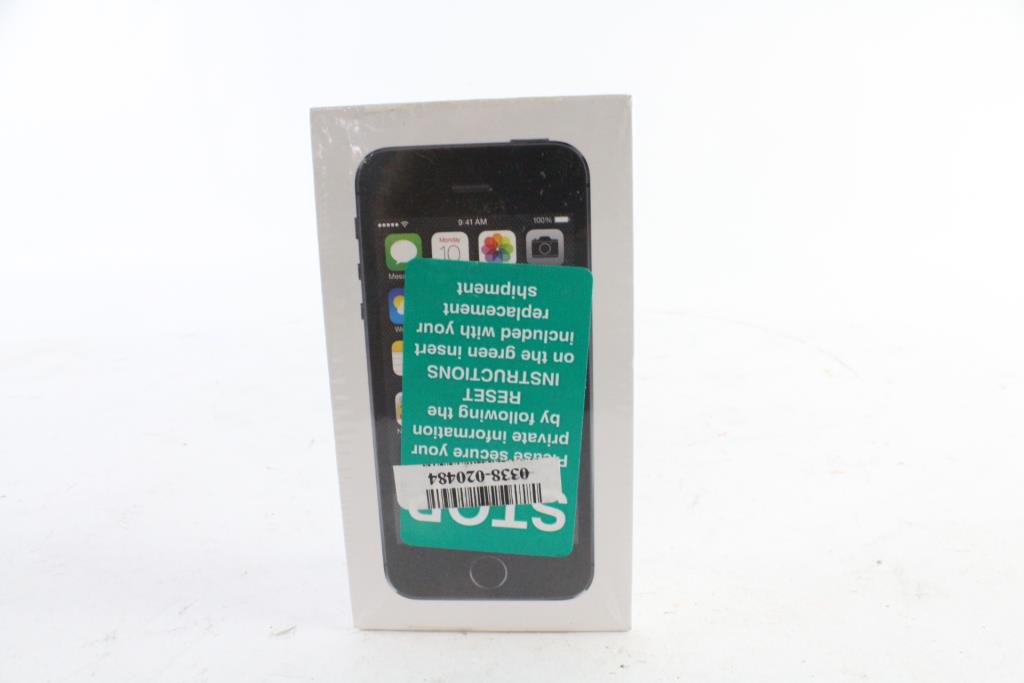Apple Iphone 5s 64gb Carrier Unknown Property Room