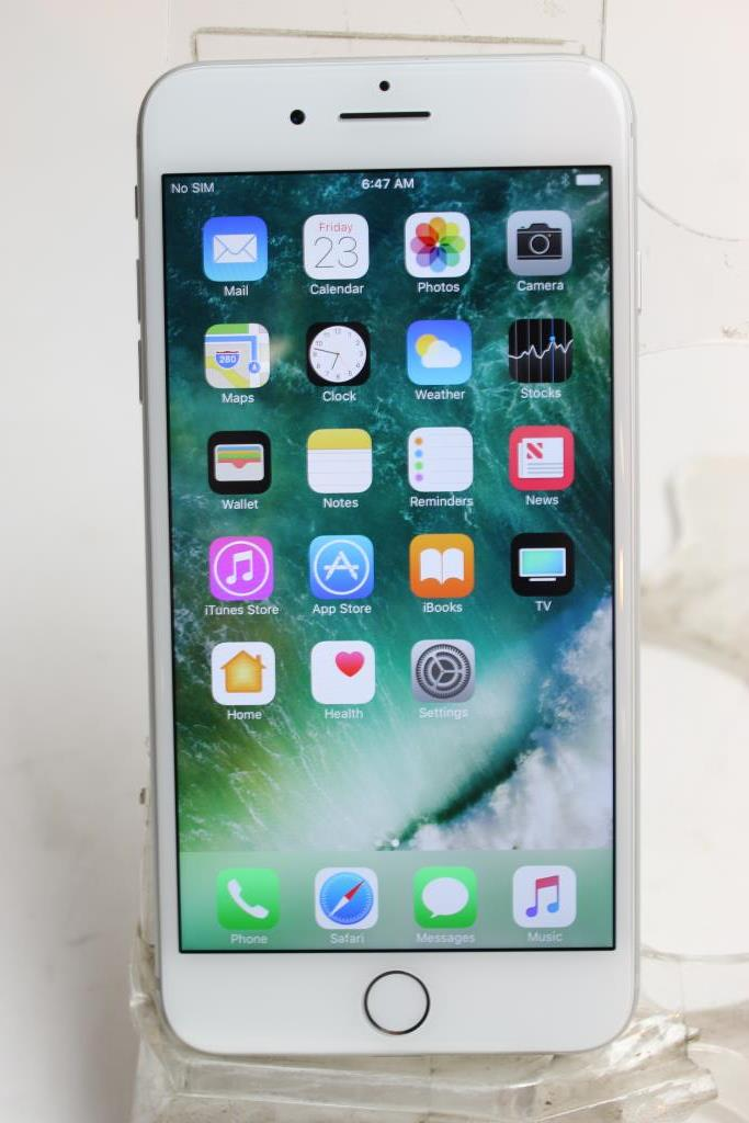 Apple IPhone 7 Plus, 128GB, Sprint - BLACKLISTED - Sold For Parts