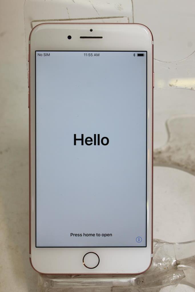 Apple IPhone 7 Plus, 128GB, Verizon, Activation Locked, Sold For Parts |  Property Room