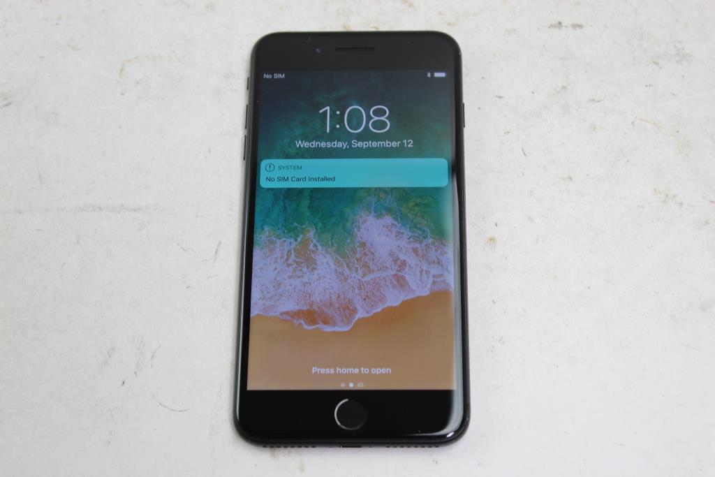 Apple IPhone 7 Plus, 32GB, T-Mobile - BLACKLISTED - SOLD FOR PARTS