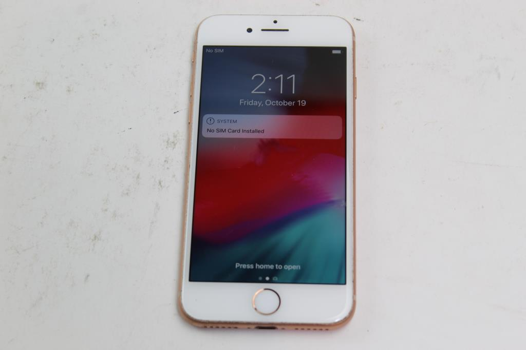 Apple IPhone 8, 64GB, Sprint | Property Room