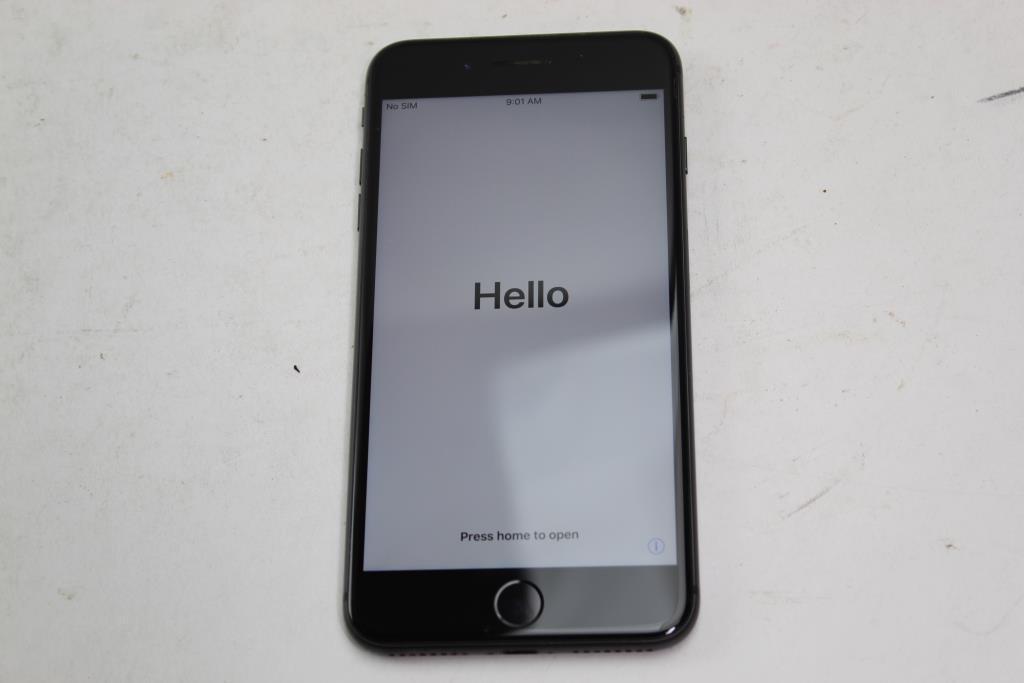 Apple IPhone 8 Plus, 64GB, Verizon, Activation Locked, Sold For ...
