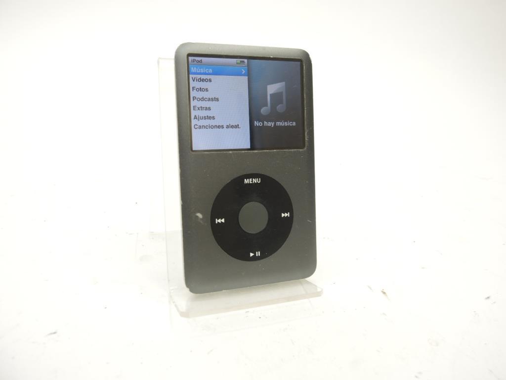 Apple IPod Classic 120GB 6th Gen