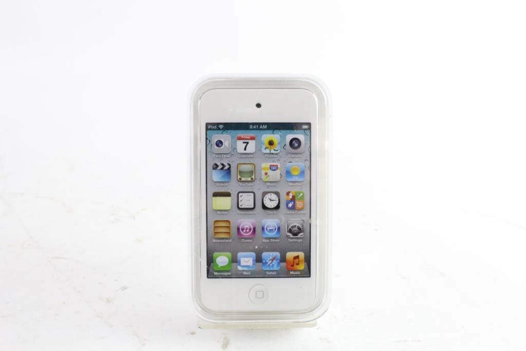apple ipod touch 4th generation 32gb property room rh propertyroom com ipod touch 4th generation user manual ipod touch 5th generation user manual