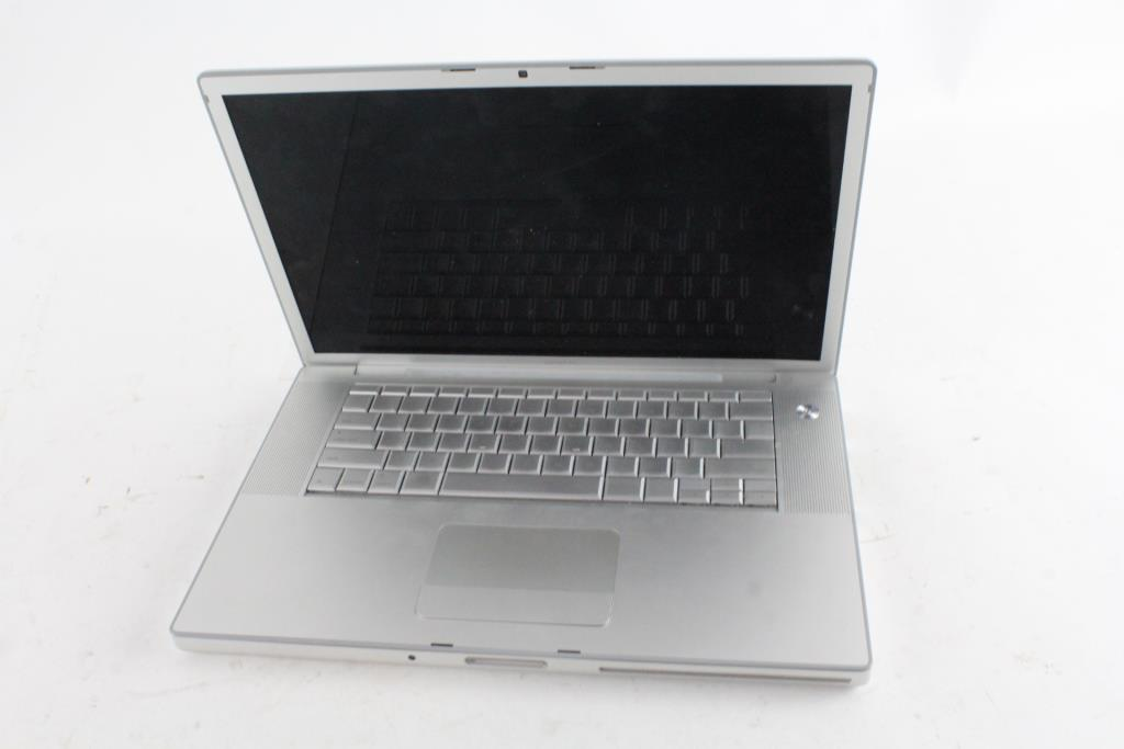 Apple macbook 4.1 specs