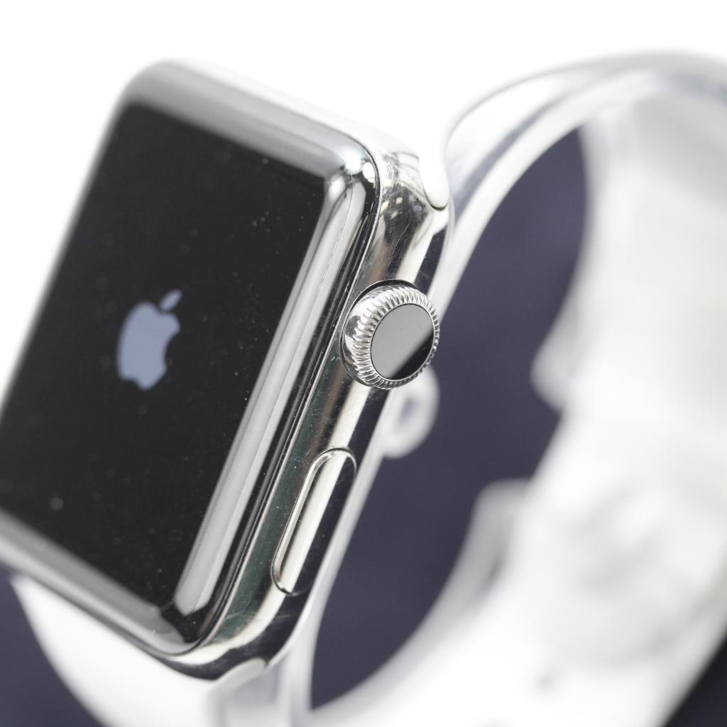 Apple Series 2 Stainless Steel 42mm Smart Watch