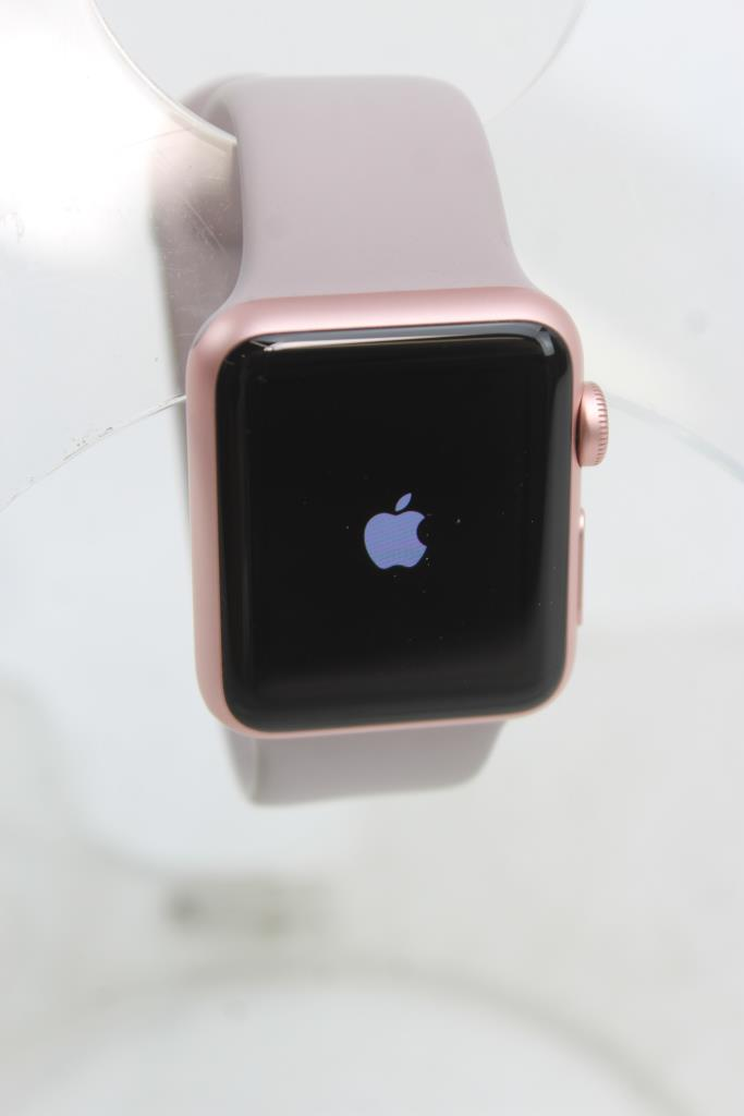 huge selection of 685ab 3c2f4 Apple Watch 7000 Series 38mm Rose Gold Aluminum, ICloud Locked ...