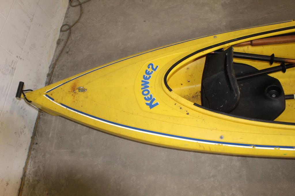 Aquaterra Keowee 2 Kayak Property Room