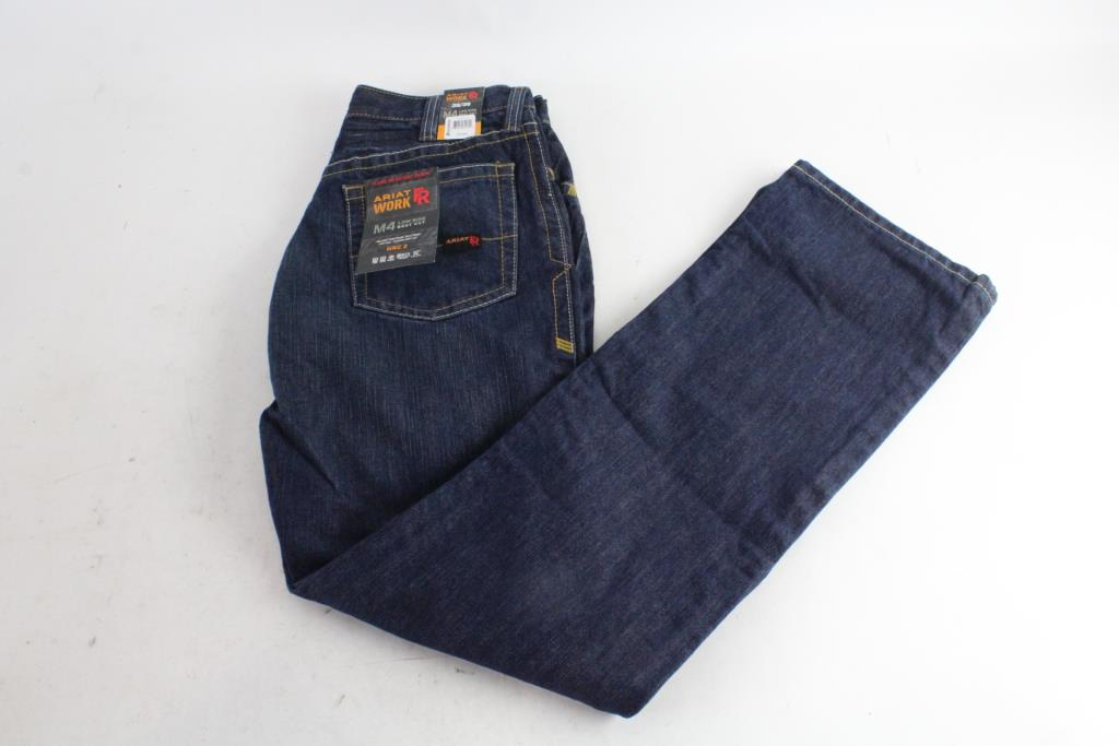 Ariat Fr Work Jeans 32 X 36 Property Room