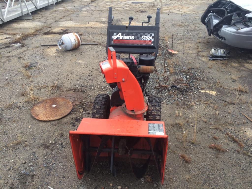 Ariens St Used Snow Blower East Providence Ri on Predator 420cc Engine