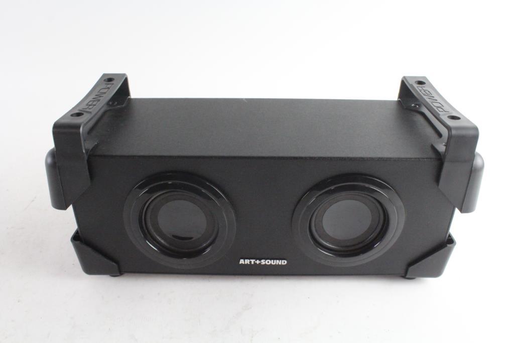 Art & Sound Wireless Speaker   Property Room