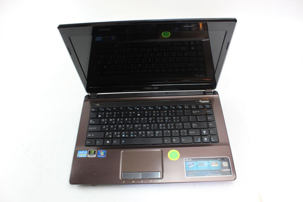 Asus A43S Notebook PC